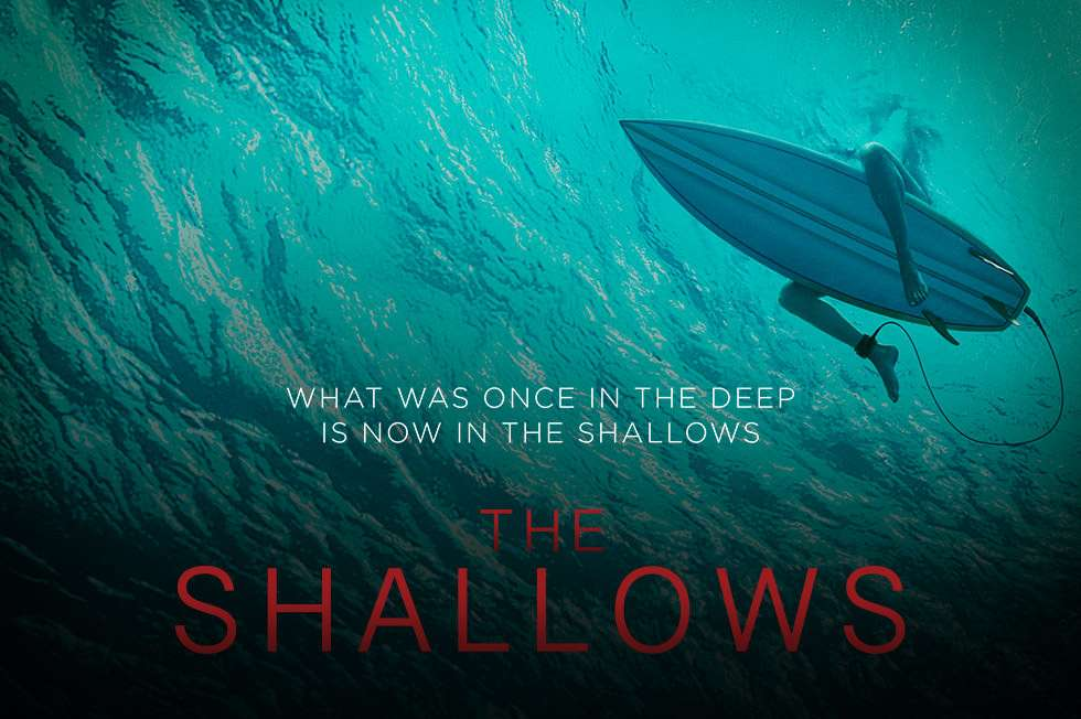the shallow