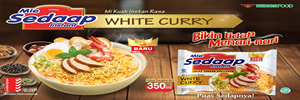 Mie Sedaap White Curry