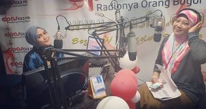 Talkshow Bersama Disdukcapil Kabupaten Bogor