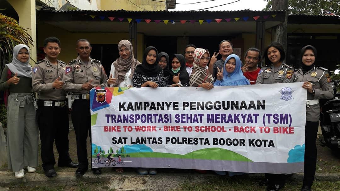 Talkshow Bersama Polresta Bogor Kota