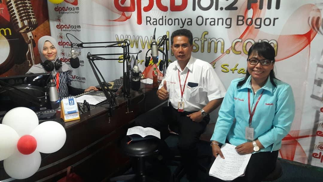 Talkshow Bersama Yakult Indonesia