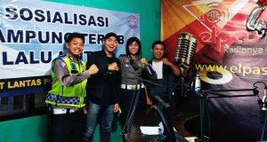 Talkshow Bersama Satlantas Polresta Bogor Kota 08 Januari 2019