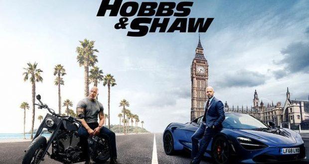 Fast & Furious: Hobbs & Shaw (2019) – Duet Yang Mencoba Menyelamatkan Dunia Dari Ancaman Virus Berbahaya