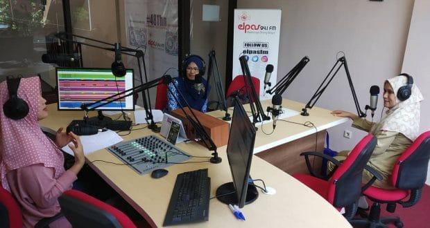 Talkshow Pencegahan Penyakit Cacingan Bersama Dinkes Kota Bogor